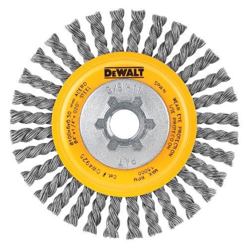 DEWALT Wire Wheel, Stringer Bead, 4-Inch