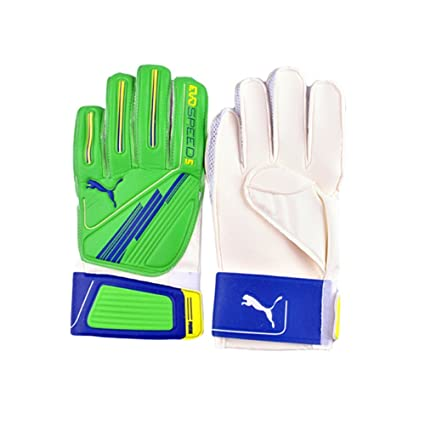 Image Unavailable. Image not available for. Color  Puma evoSpeed 5 Goal  Keeper Gloves ... 78a06346f098