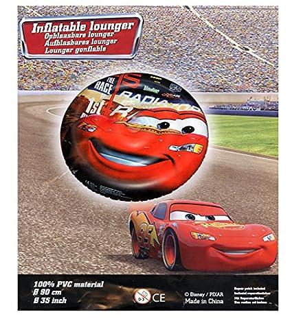 Disney Pixar - Colchón de aire sillón de Cars: Amazon.es ...