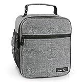 Reusable Lunch Bag, Insulated Lunch Box for Men/Kids,Tough & Spacious Adults Cooler Bento Box for Men & Women(CA18654-G)