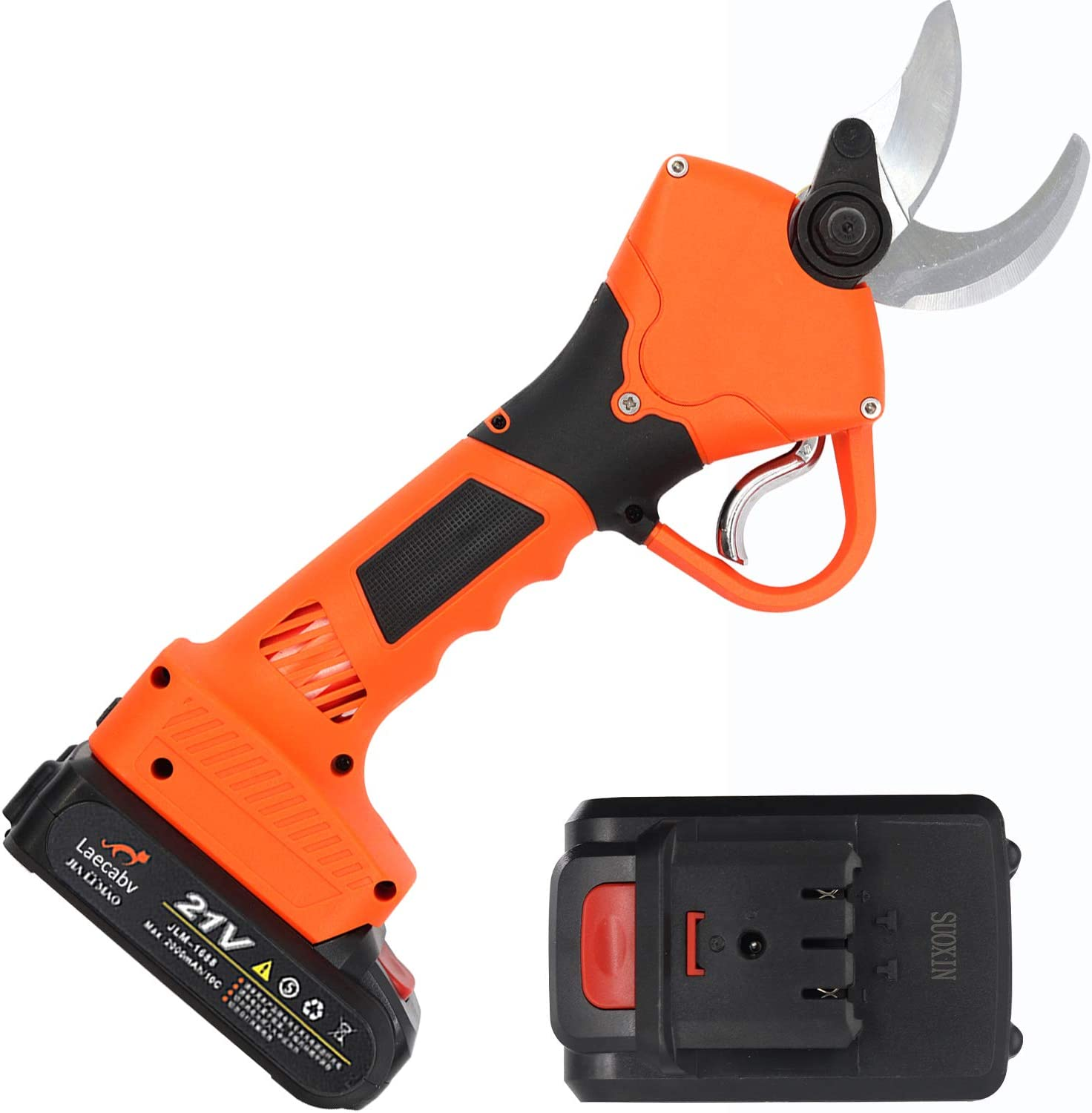 Laecabv Professional Electric Branch National products Easy-to-use Cordless S Scissors Pruning