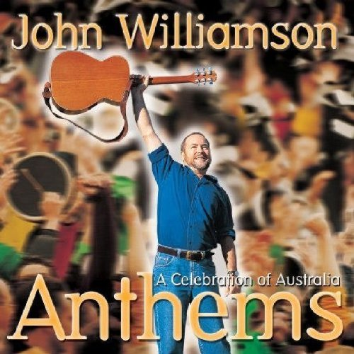 Anthems: A Celebration of Australia by Emd Int'l