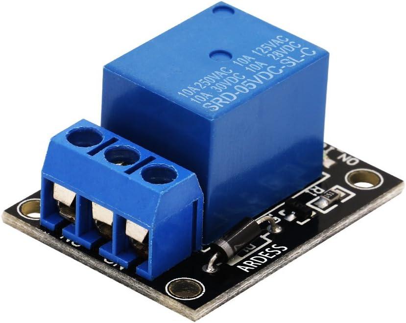 5V 1 Single Channel Relay Board Module for Arduino Raspberry Pi ARM AVR DSP PIC