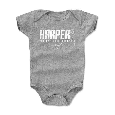 e3031467269d Amazon.com  500 LEVEL Bryce Harper Philadelphia Baseball Baby ...