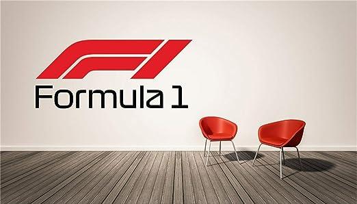 Pegatina De Pared Pegatina De Pared Frases Fórmula 1 F1