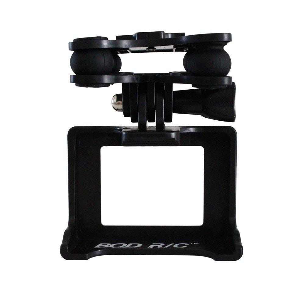 BTG Camera Holder Anti-shock Gimbal Mount Adapter for Syma X8C X8G X8W X8HC X8HW X8HG RC Quadcopter - Compatible with GoPro 3 3+ 4 Camera, Xiaomi Yi Action Camera, SJCAMS SJ4000 SJ7000 Action Camera