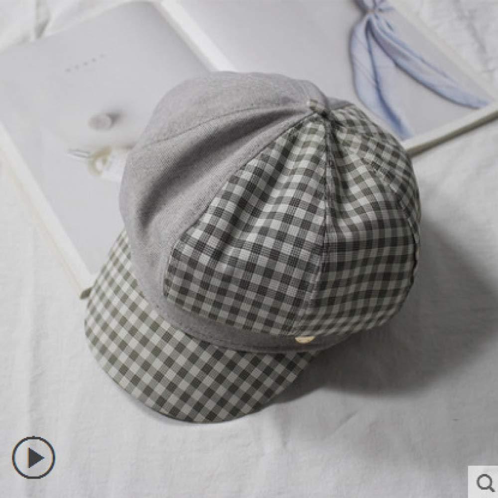 sdssup Sombrero Octagonal de algodón de Primavera y Verano Color ...