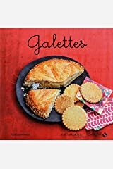 Galettes - variations gourmandes Hardcover