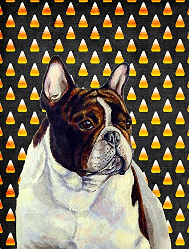 Caroline's Treasures LH9078CHF French Bulldog Candy Corn ...