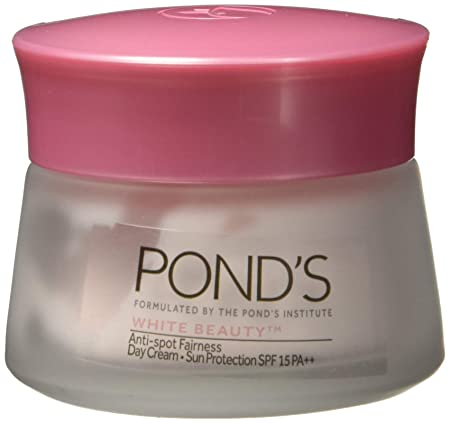POND'S White Beauty SPF 15 PA Anti-Spot Fairness Cream, 50g