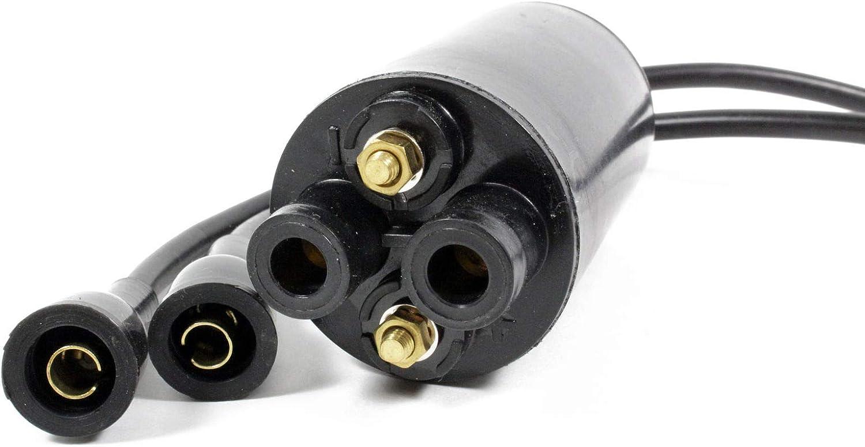 PARTSRUN Coil High Performance New Electronic Ignition Module Kit for Kohler KT17 KT18 KT19 KT 17 18 19 52-755-48-S 52 755 48 S,ZF700PX