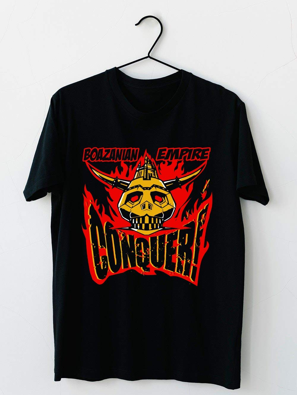 Boazanian Empire Skyrook 40 T Shirt For Unisex