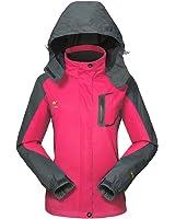 Waterproof Jacket Raincoat Women Sportswear...