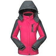 Waterproof Jacket Raincoat Women Sportswear Outdoor Hooded Camping Hiking Mountaineer Travel Jackets …