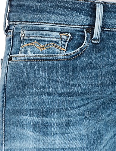 Blu Blue Donna Jeans Replay Skinny 9 light Luz cWYIqWaU