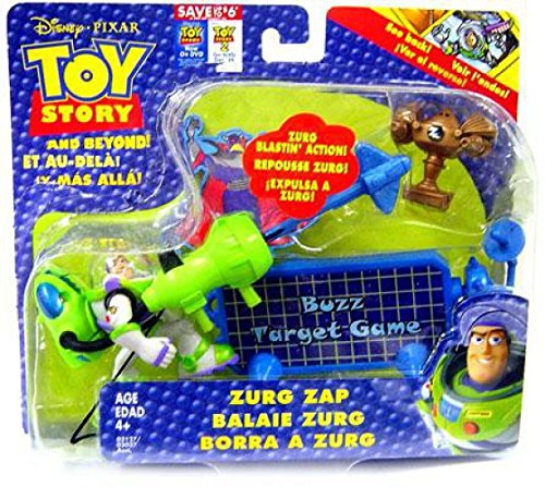 TOY STORY AND BEYOND ZURG ZAP PLAYSET