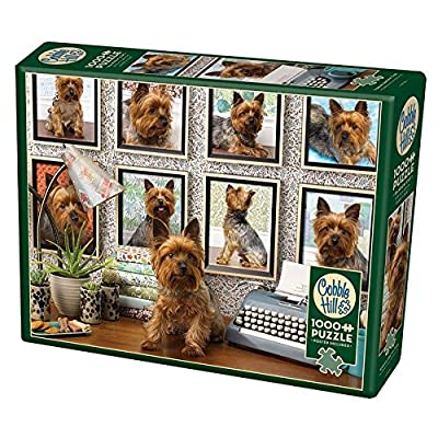Cobblehill 80038 1000 Pc Yorkies Are My Tipo Puzzle Vari