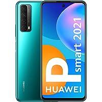 HUAWEI P Smart 2021 - Smartphone de 6,67 Pulgadas Full HD, 4GB de RAM y 128 GB de ROM, 22.5W HUAWEI Supercharge, 5000…
