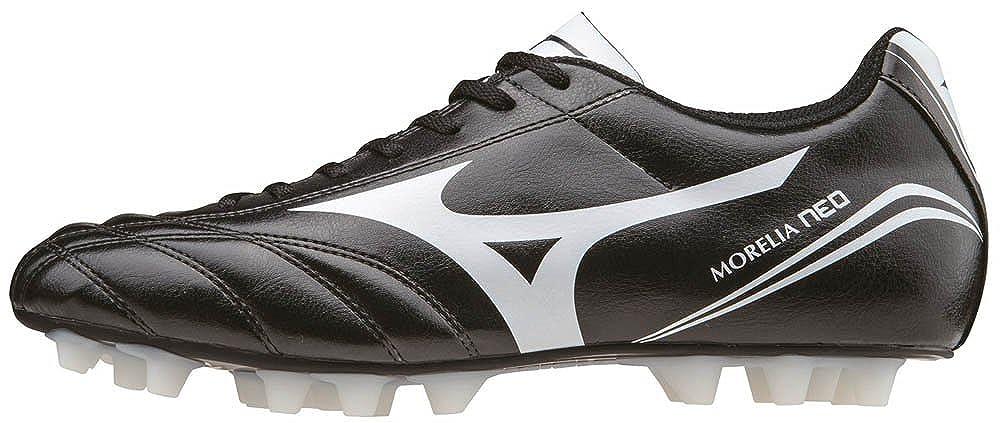 Mizuno Herren Morelia Neo Cl 24 Fußballschuhe, Schwarz Weiß