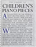 The Library of Children's Piano Pieces, , 0825614554