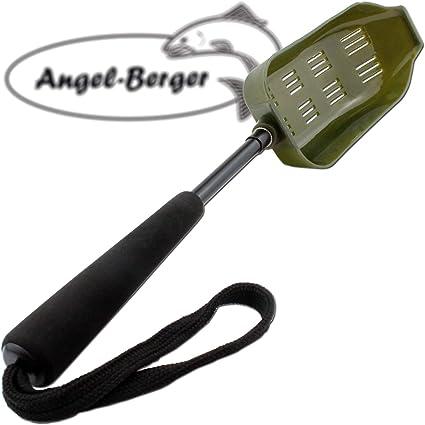 Angel Berger Futterschaufel mit Griff Large Schaufel Set Bait Spoon