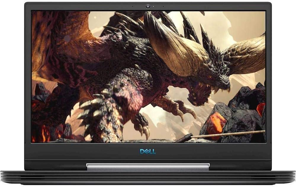 Dell G5 15 5590 Gaming Laptop 15.6-Inch FHD 256GB SSD + 1TB HDD 2.6GHz i7-9750H (8GB RAM, NVIDIA GTX 1650, Windows 10 Home) Space Black , 2019