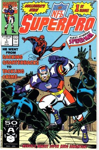 NFL Superpro Issue #1 (NFL Superpro, 1)