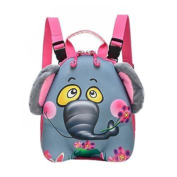 Toddler Kid Children Boy Girl 3D Cartoon Animal Backpack School Bag Rucksack UK