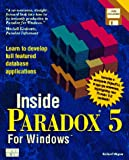 Inside Paradox 5.0 for Windows, Richard Wagner, 1562052462