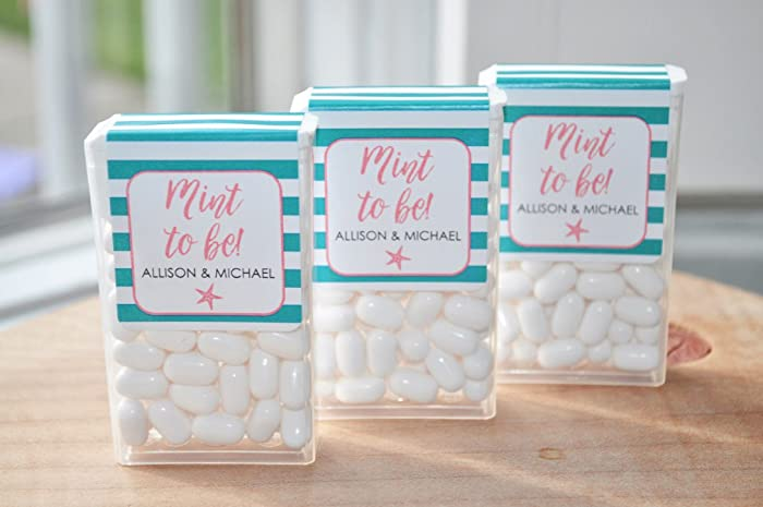 Amazon Bridal Shower Favors Wedding Favors Tic Tac Labels