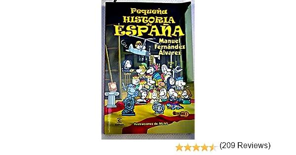 Pequeña historia de España: Amazon.es: Libros