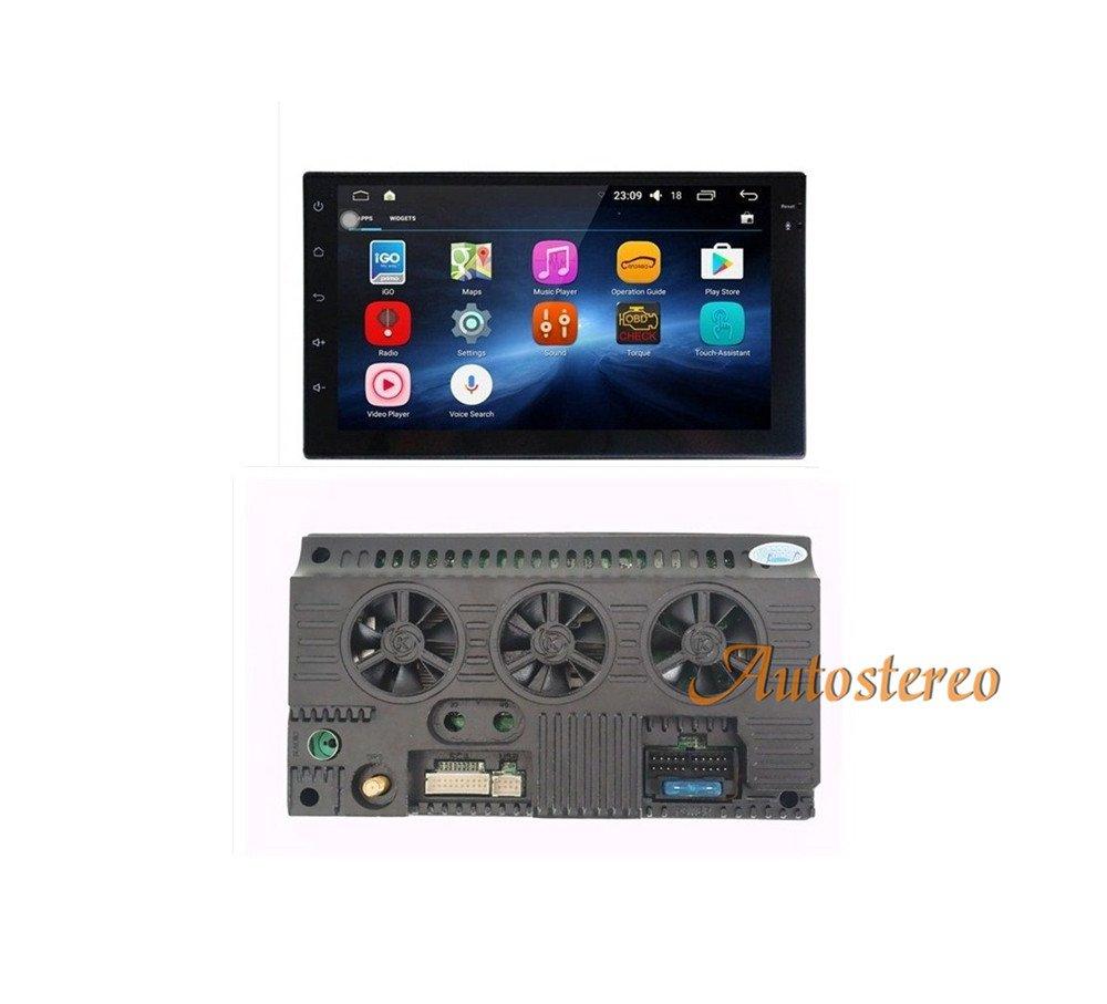 178 100 7 pulgadas Universal GPS del coche de navegaci/ón Android 6.0 Radio Est/éreo unidad multimedia Para Nissan Qashqai 2 DIN en Dash Car Radio SWC Cam-en OBD2 Bluetooth