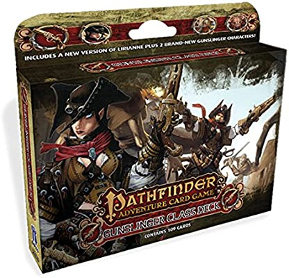 Pathfinder Adventure Card Game: Gunslinger Class: OConnor, Tanis: Amazon.es: Juguetes y juegos