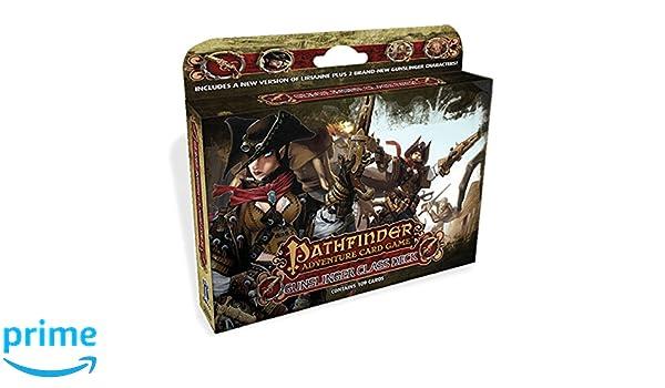 Pathfinder Adventure Card Game: Gunslinger Class: Tanis O ...