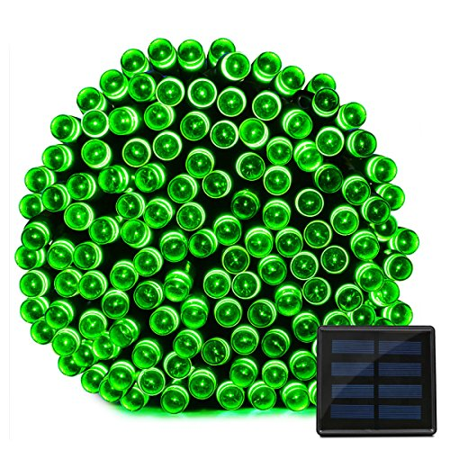 21% OFF! Vmanoo Solar Christmas Lights 72ft 22m 200 LED 8 Modes Solar Fairy String Lights for ...