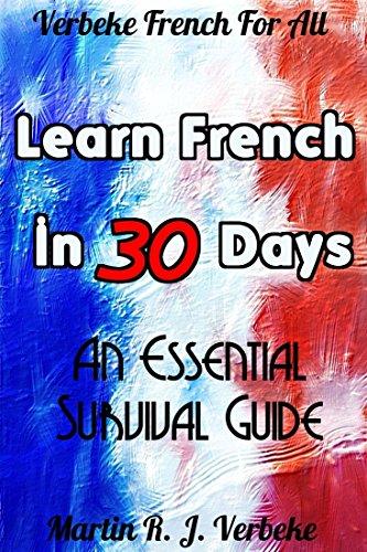 Learn French 30 Days Pdf
