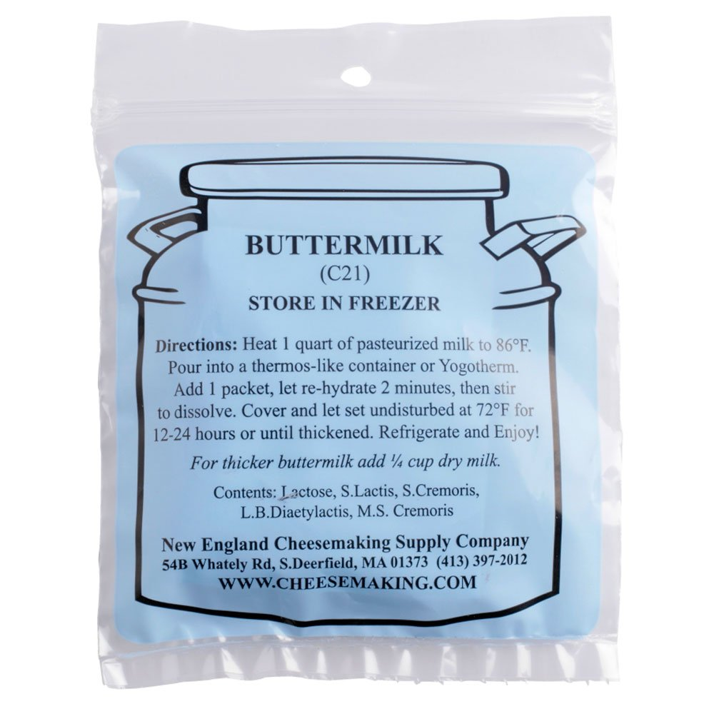 Buttermilk C21 - 5 Packets