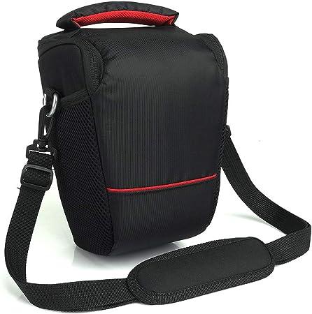Oferta amazon: Funda para cámara réflex digital Canon EOS 4000D M50 M6 200D 1300D 1200D 1500D 77D 800D 80D Nikon D3400 D5300 760D 750D 700D 600D 550D