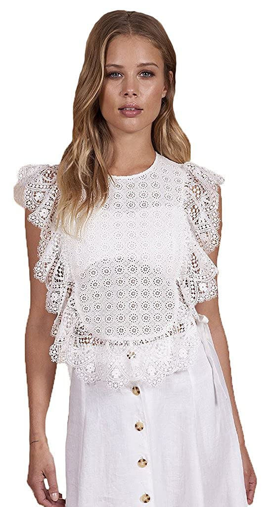 7f1f518cd4f Nightcap Eliza Apron Top at Amazon Women's Clothing store: