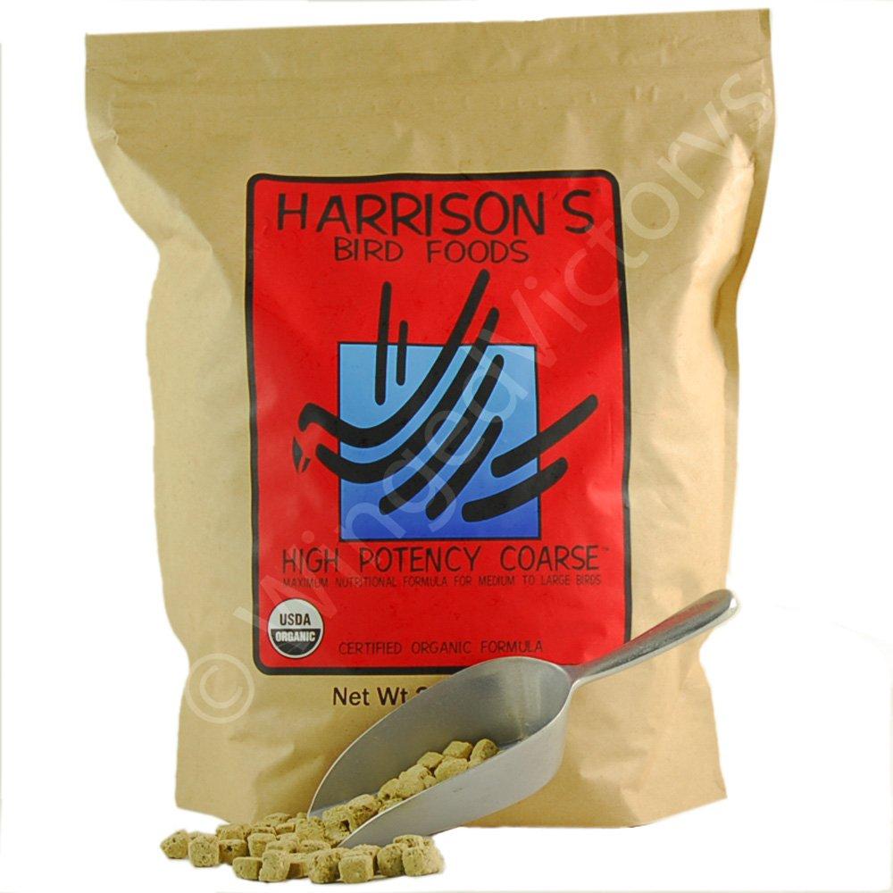Harrison's High Potency Coarse 25 Lb