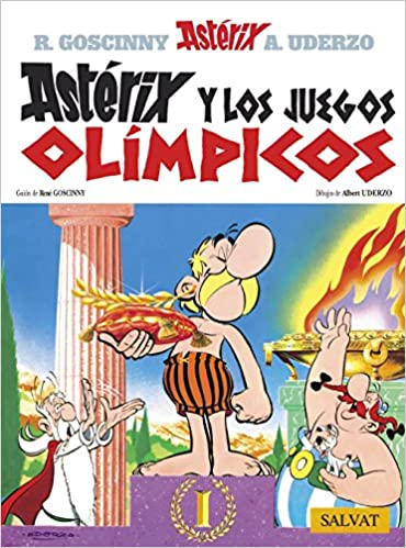 Astérix y los Juegos Olimpicos Castellano - A Partir De 10 Años - Astérix - La Colección Clásica: Amazon.es: Uderzo, Albert, Goscinny, René: Libros