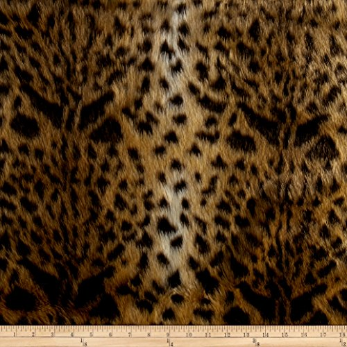 Shannon Luxury Faux Fur Leopard ()