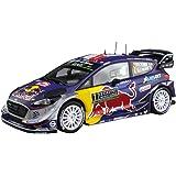 青島文化教材社 スカイネット 1/24 ベルキットシリーズ No.12 フォード フィエスタ RS WRC モンテカルロラリー 2017 プラモデル