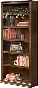 Signature Design by Ashley Hamlyn Large Bookcase Medium Brown