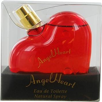 Amazoncom Angel Heart Eau De Toilette Spray 34 Ounce Beauty