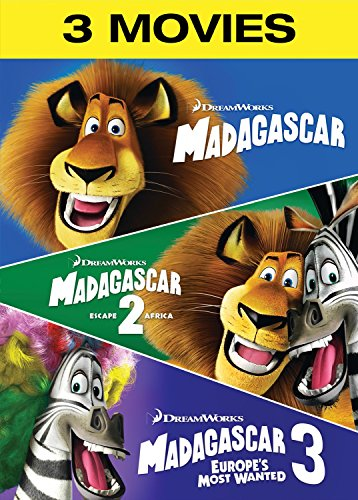 Disney Ice 2019 - Madagascar / Madagascar: Escape 2 Africa / Madagascar 3: Europe's Most Wanted