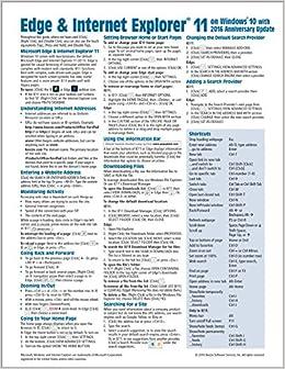 Amazon com: Microsoft Edge and Internet Explorer 11 for