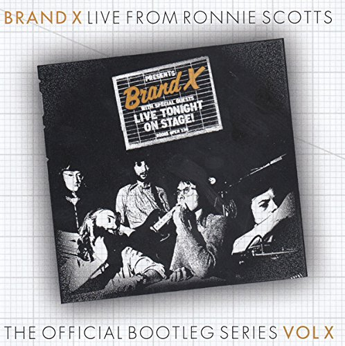 Ronnie Scotts Live 1976 Brand product image