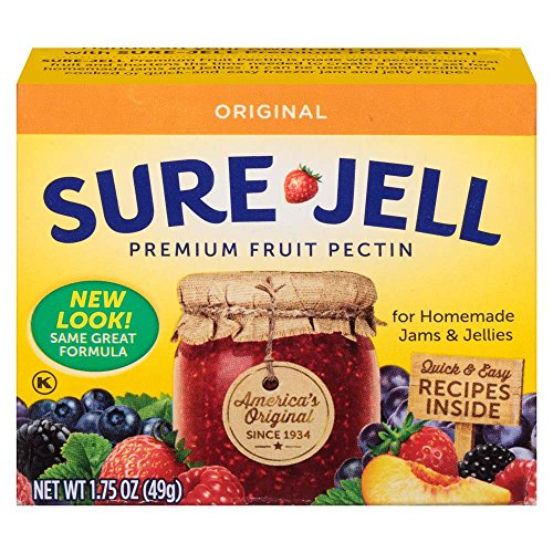 (Sure-Jell Premium Fruit Pectin, 1.75 Ounce Box (Pack of 8))