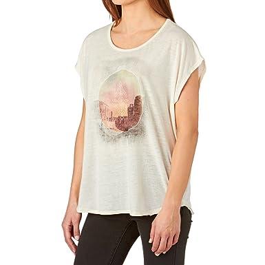 Volcom Damen T-Shirt  Amazon.de  Sport   Freizeit 704c46f885